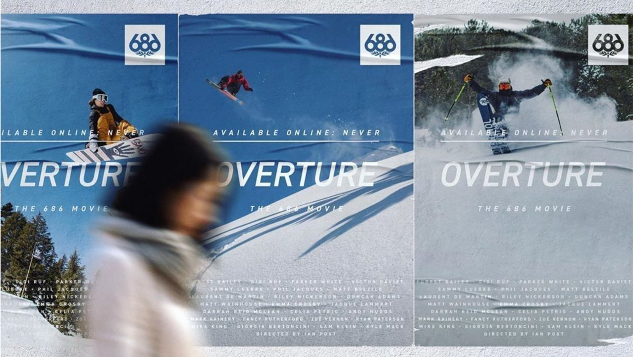 OVERTURE: A Film by 686 feat. Parker White, Duncan Adams and more...