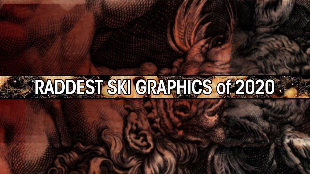 My 5: The Raddest Ski Graphics For 2020