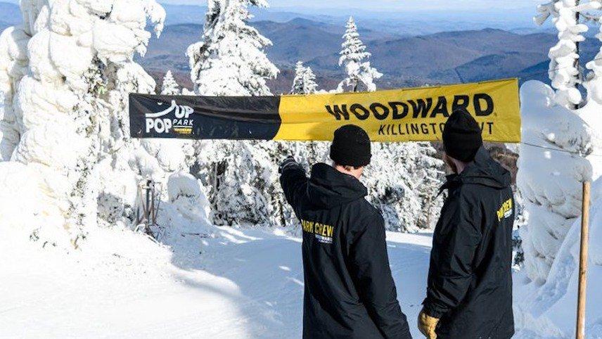 Killington Mountain joins the Woodward Family