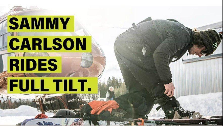 Sammy Carlson Joins Full Tilt Boots