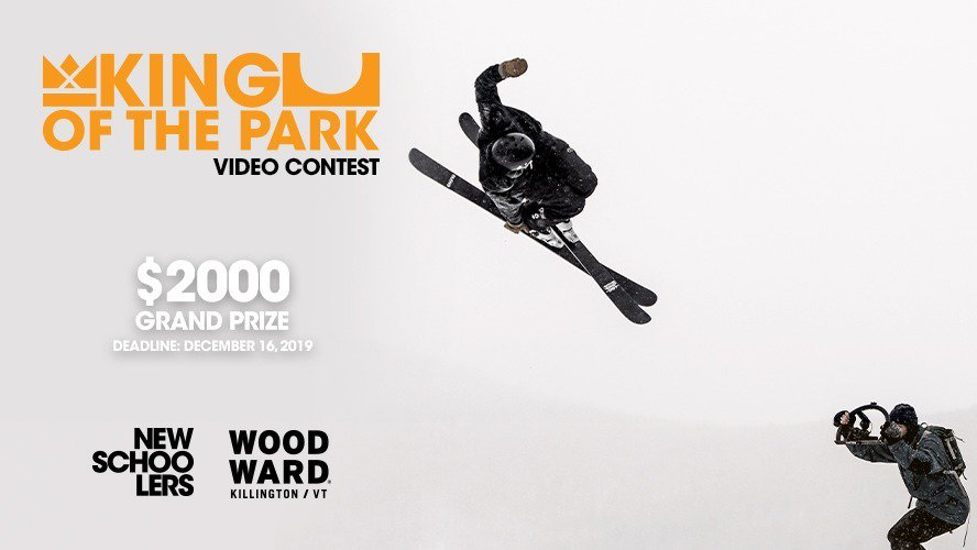 King Of The Park Woodward Killington - NS Contests Are BACK!
