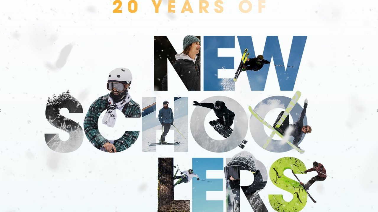 Newschoolers 20th Anniversary Awards & Party - RSVP Form