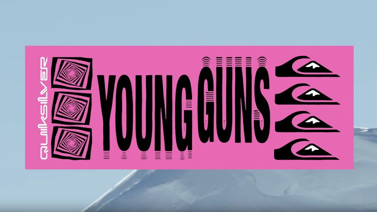 Quiksilver Young Guns 2020 | The Quest To Find The Best Skier Under 18