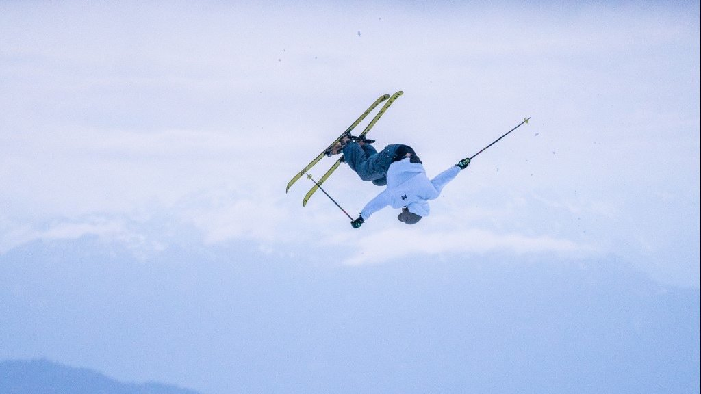 Max Moffatt and Mark Hendrickson: On Skis and Off