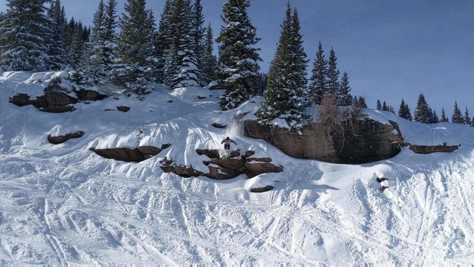 Vail cliff