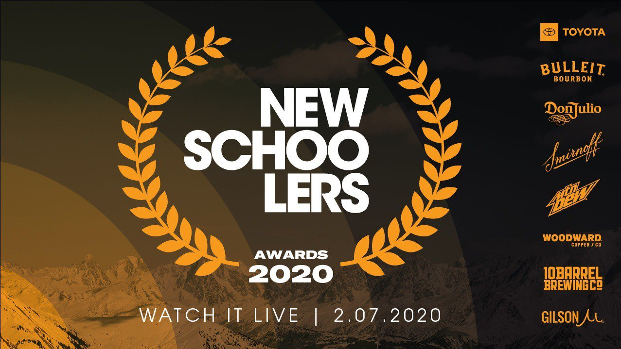 Newschoolers 20th Anniversary Awards - The Nominees