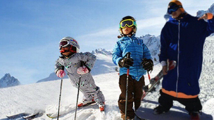 Family Ski Trips, A Park Rats Nightmare