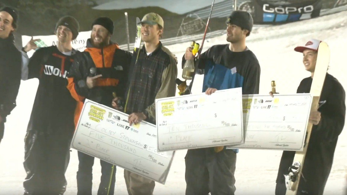 "Tom Wallisch's ""Steel City Showdown"" - Results & Video Highlights"