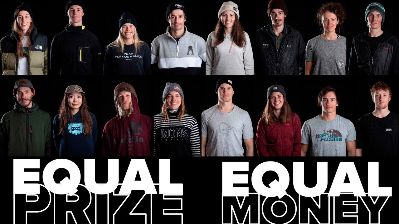 Freeride World Tour Announces Equal Prize Money For 2020