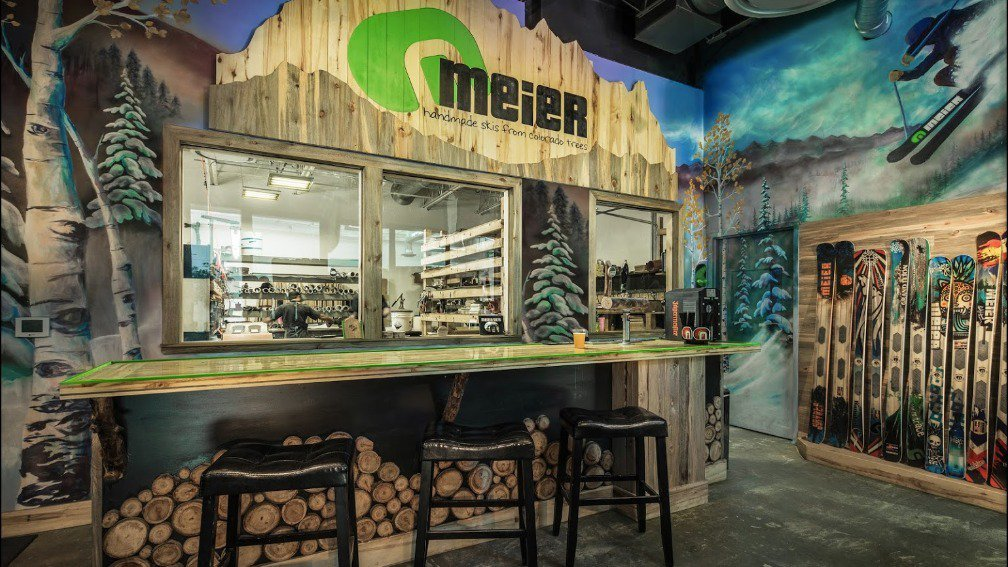 Meier Skis Moves Ahead With Eco Focused Manufacturing.