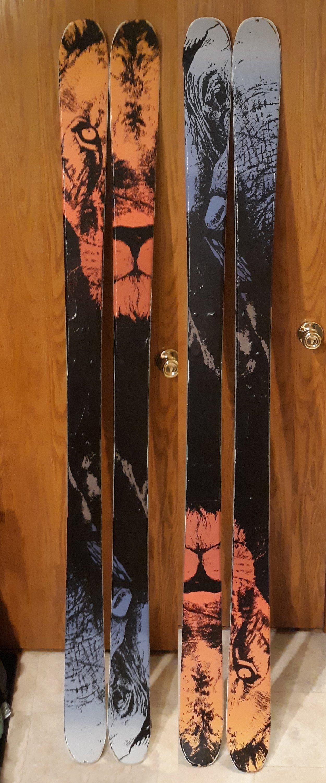 Custom Ski Graphics