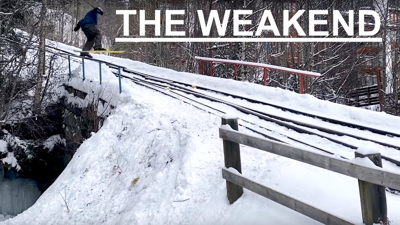 The Weakend: Kai Mahler Quits Competitions, Josh Malczyk Leaves Line & Oystein Braten Skis Street
