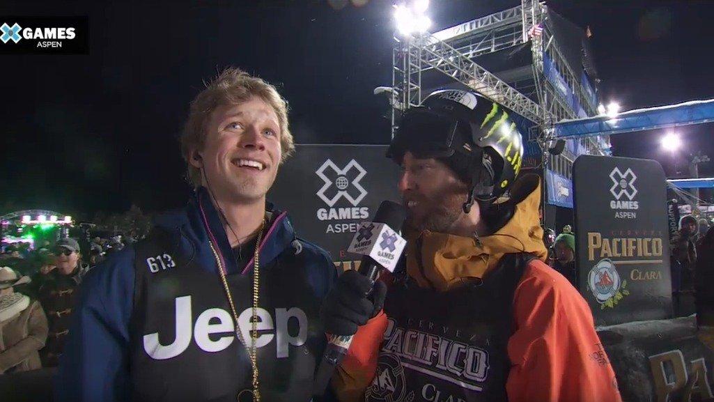 Ski Knuckle Huck | X Games Aspen 2020
