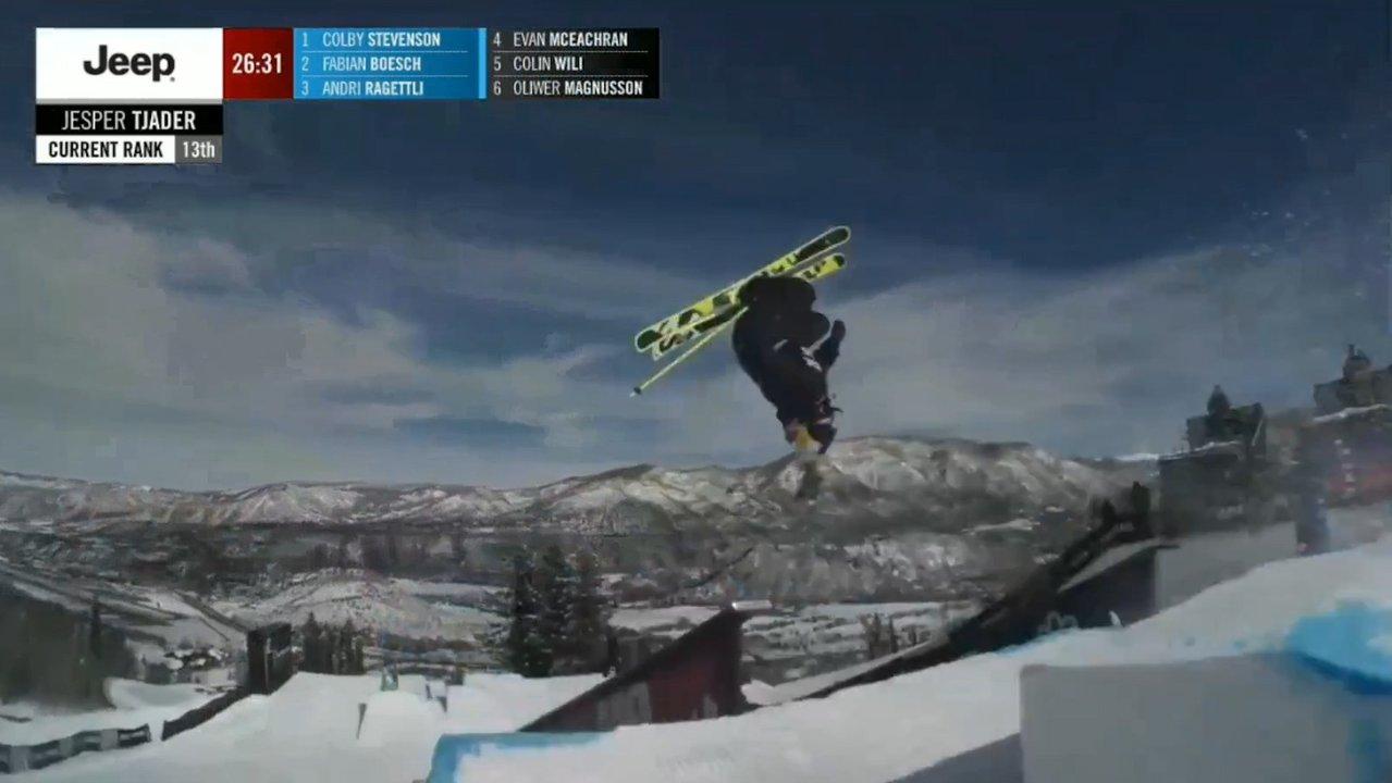 Men's Ski Slopestyle Elimination | X Games Aspen 2020