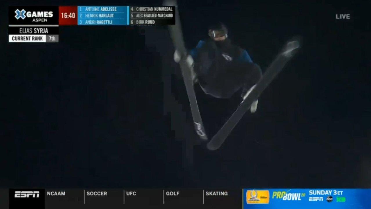 Men's Big Air Finals | X Games Aspen 2020 | Video Highlights & Results