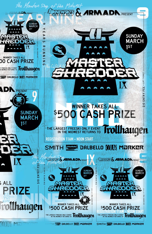Master Shredder 2020