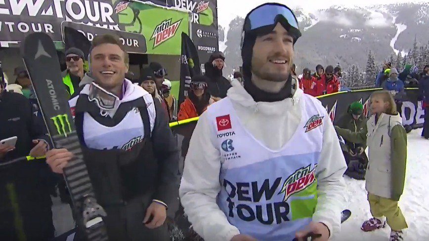 Toyota Men's Ski Modified Superpipe Final   Winter Dew Tour Copper 2020
