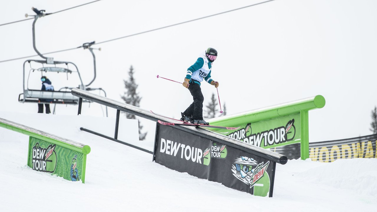 Women's Slopestyle Results & Video Highlights | Winter Dew Tour Copper 2020