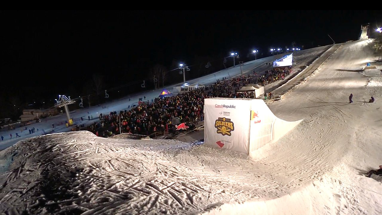 FIS World Cup Big Air - Destne - Men's Results, Recap & Replay