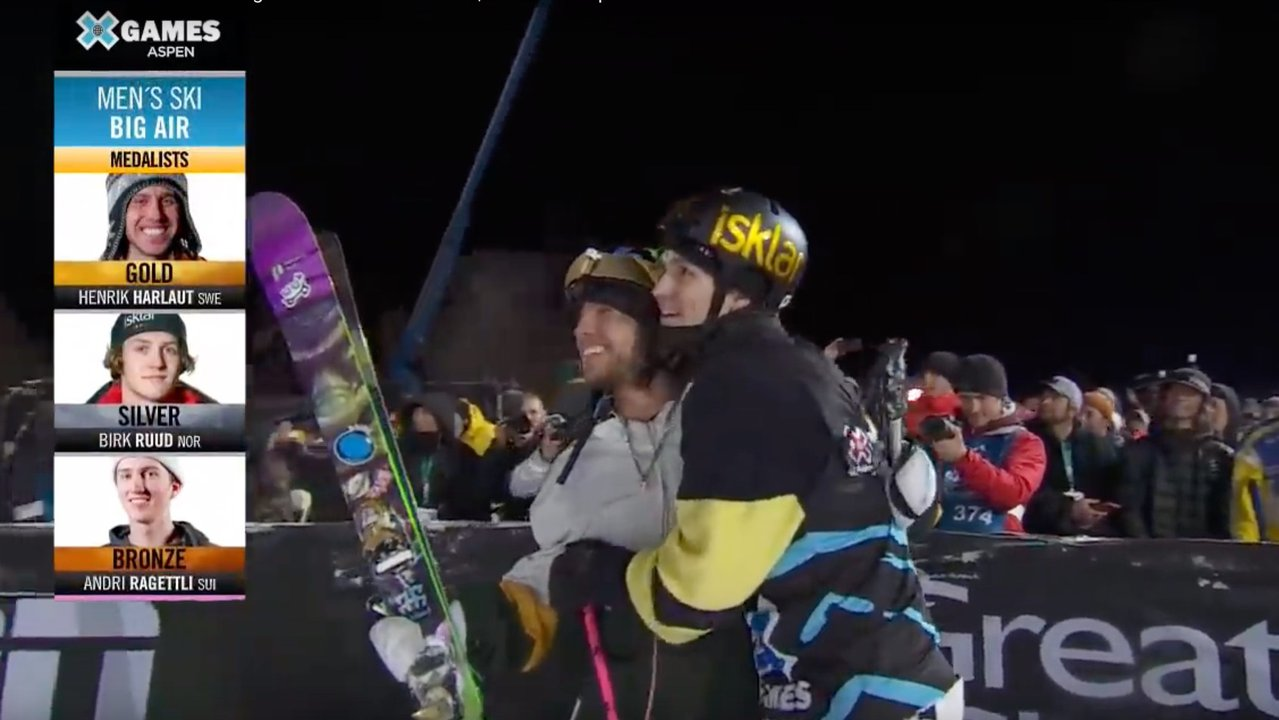 X Games scoreless judging: Yay or nay?