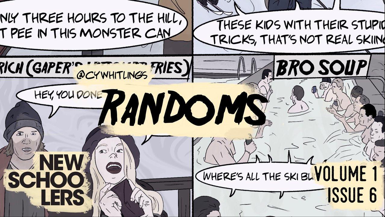 NS Sunday Funnies: Randoms