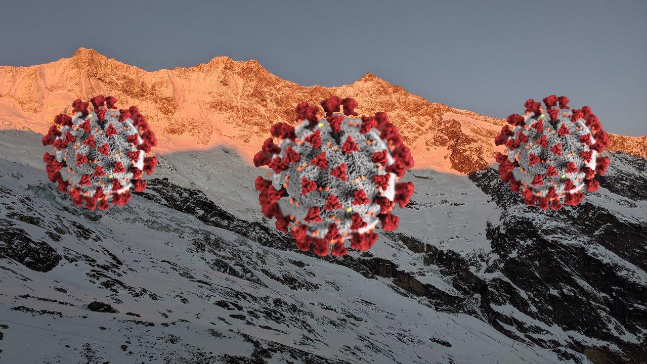 Coronavirus Shuts Ski Resorts Across Europe