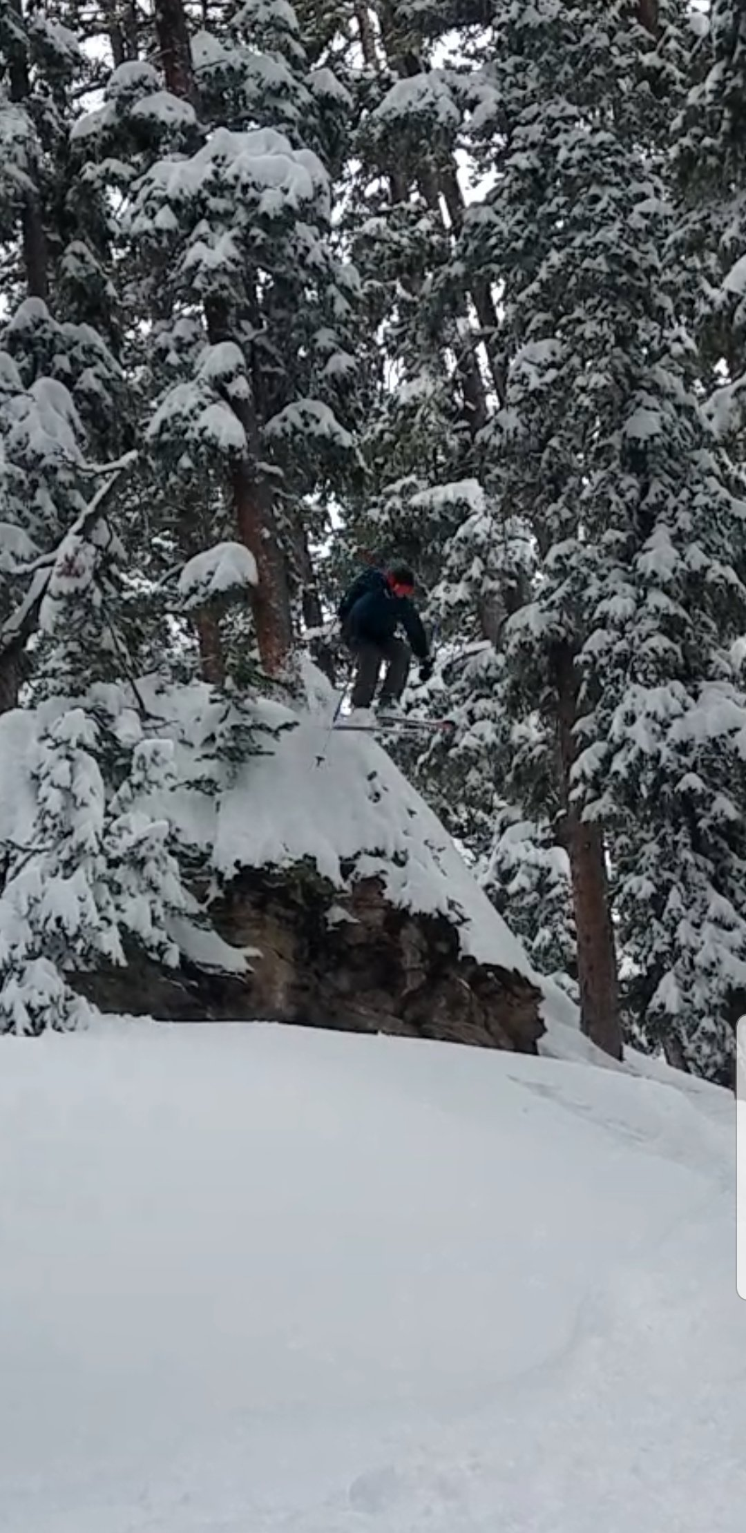 Rocky mountain backcountry