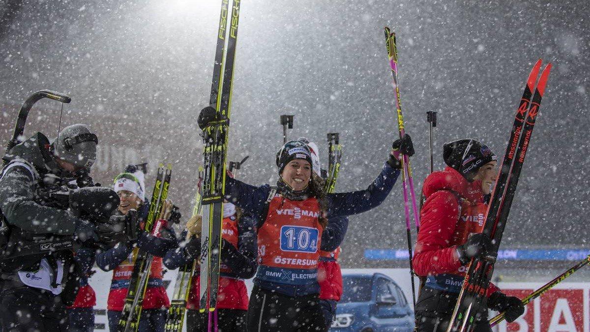 Newschoolers Announcement of Nordic Ski, Biathlon divisions.