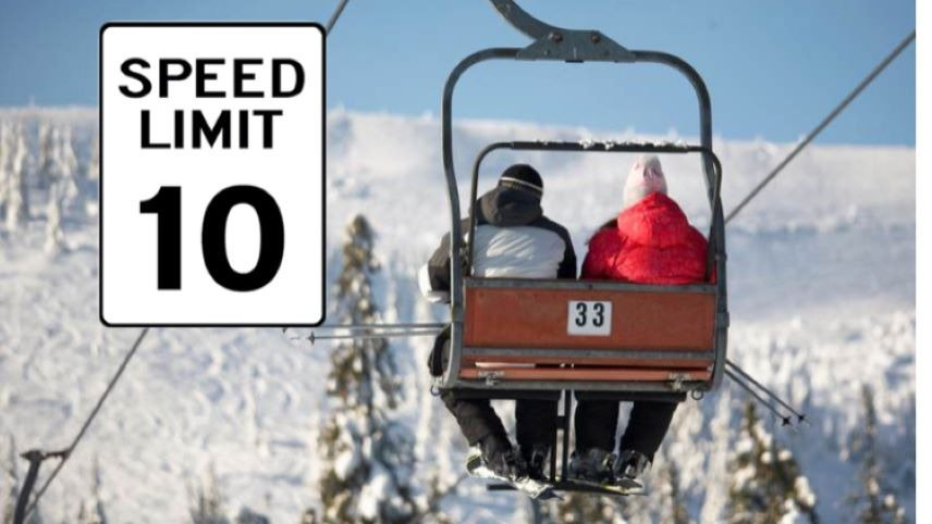 Northeast Mountain Sued for Extra Fast Chair