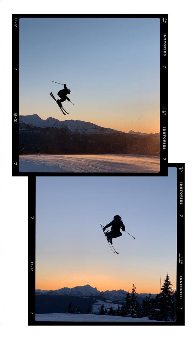 Sunset Nate shredz