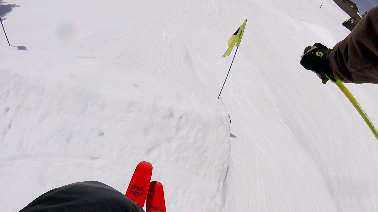 Squaw line 2nd Jump