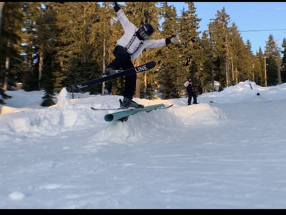 Back slide Nate shredz