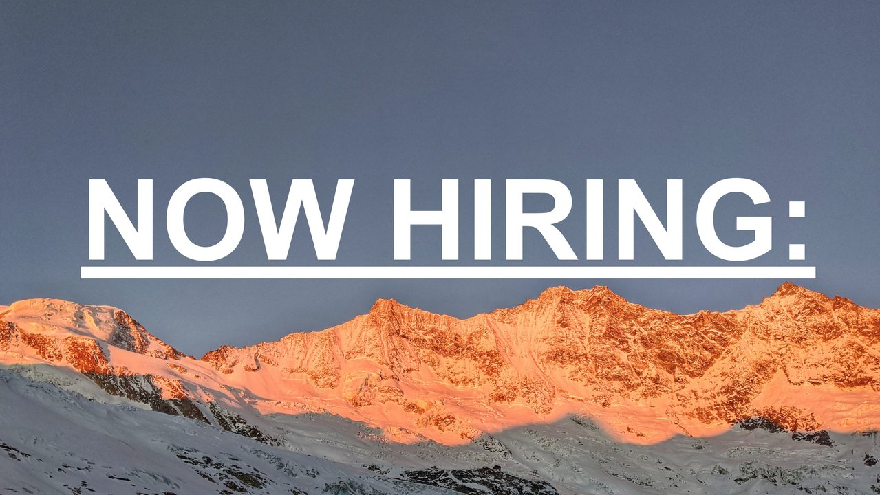 Do you want to work in the ski industry? Here's who is hiring right now.