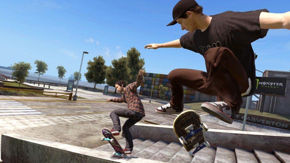 EA Announces Skate 4