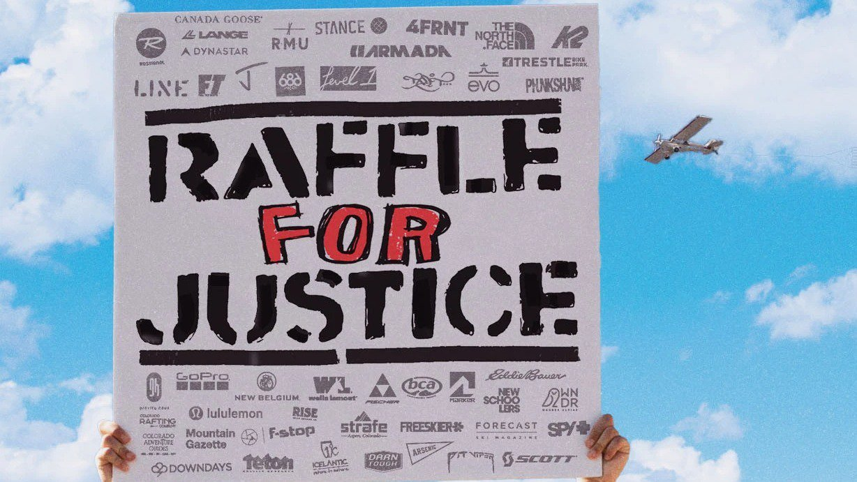 Raffle for Justice - $37K in Prizes