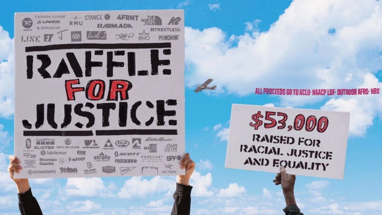 Level 1 Raffle Raises $53k In Raffle For Justice