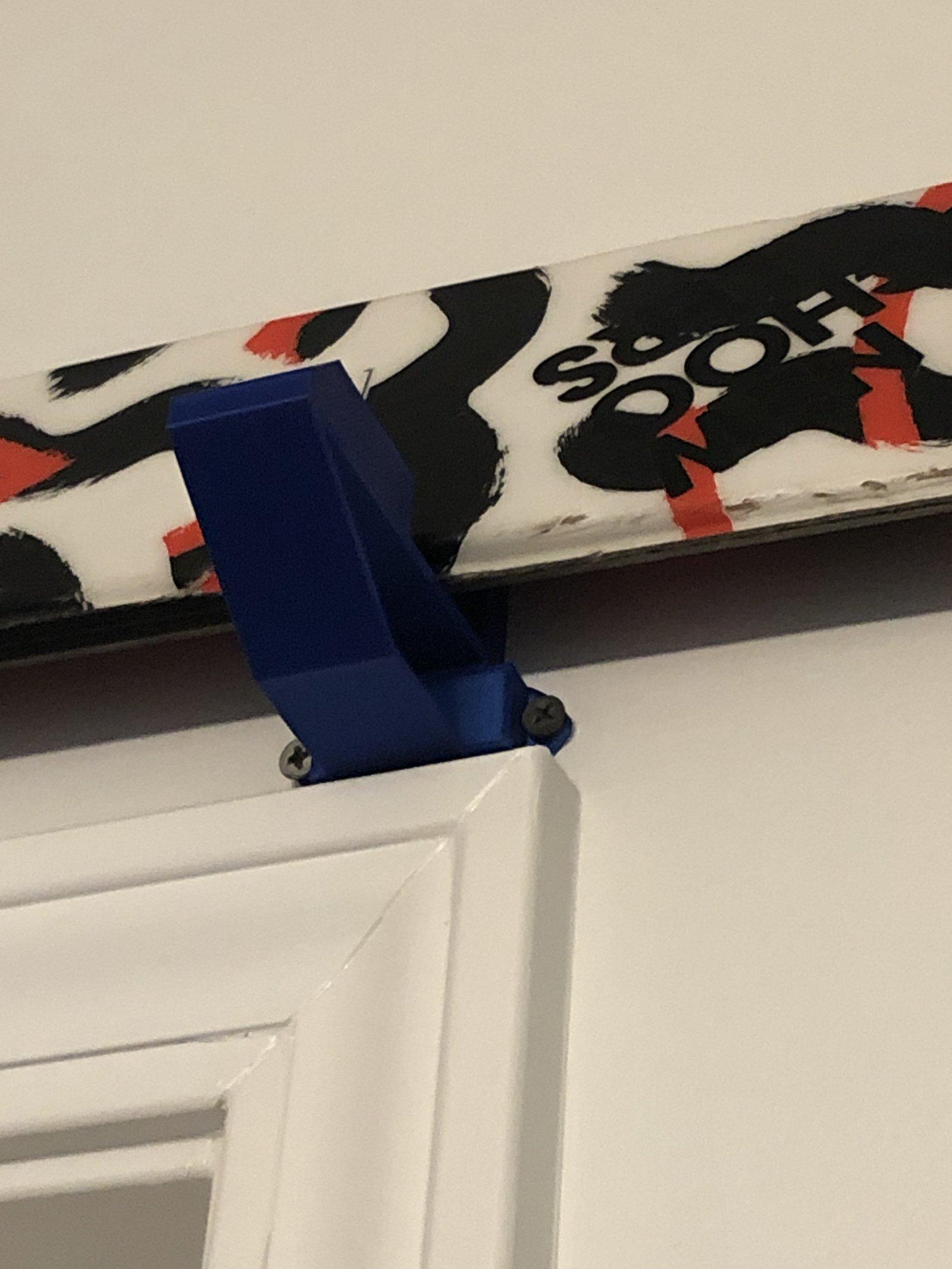 3D printed shelf
