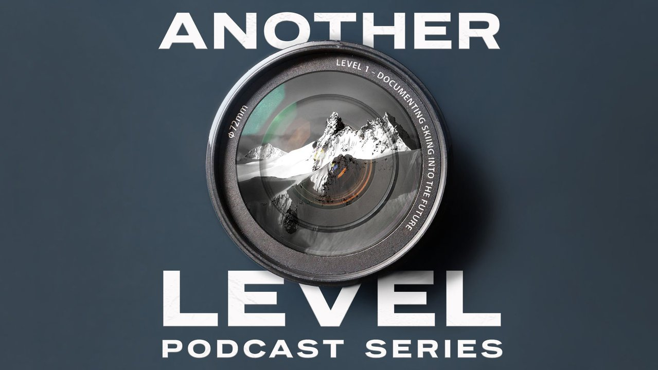 Another Level Podcast S1E3 - Kim Boberg