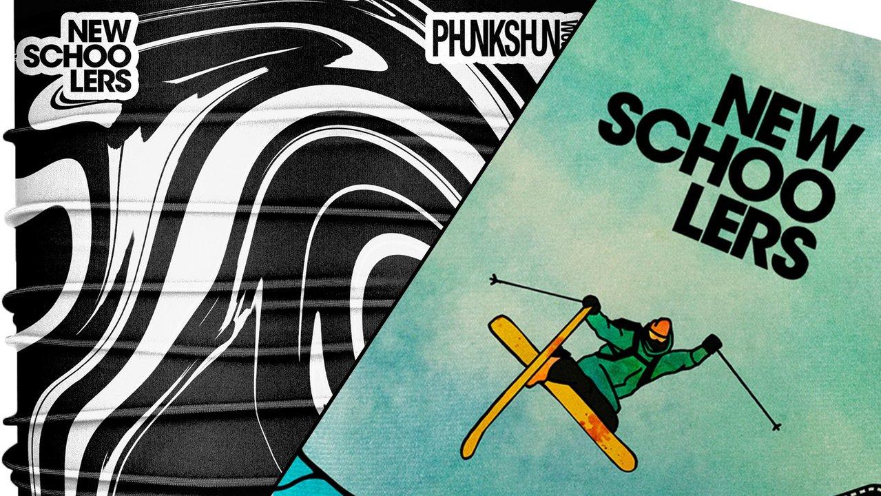 Phunkshun X Newschoolers Design Contest Winners