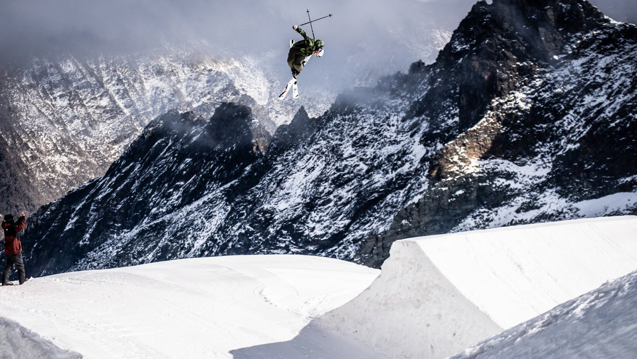 Park Report: Saas-Fee Snowpark
