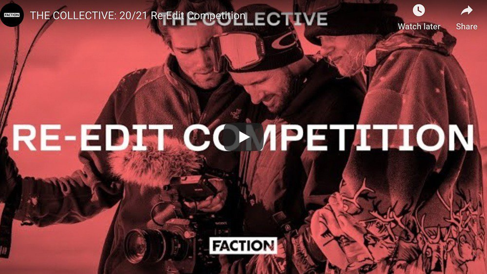 Faction Re-Edit Competition Finalists Announced