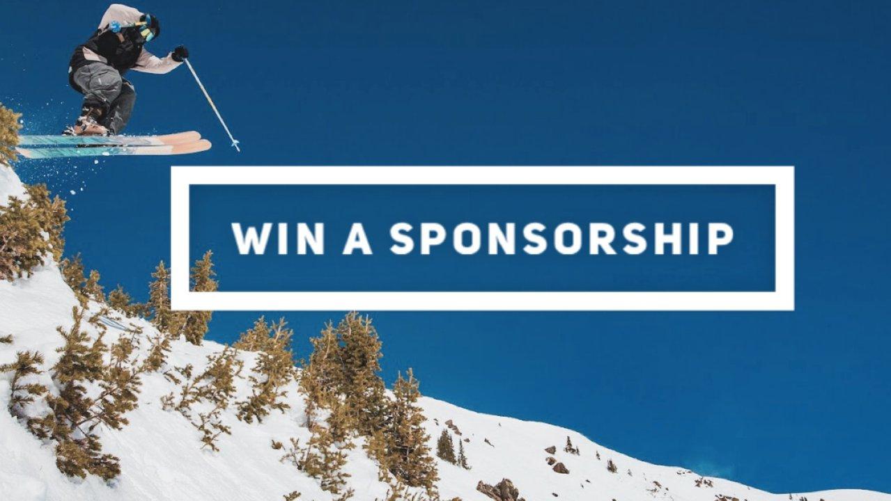 Win A Ski Sponsorship