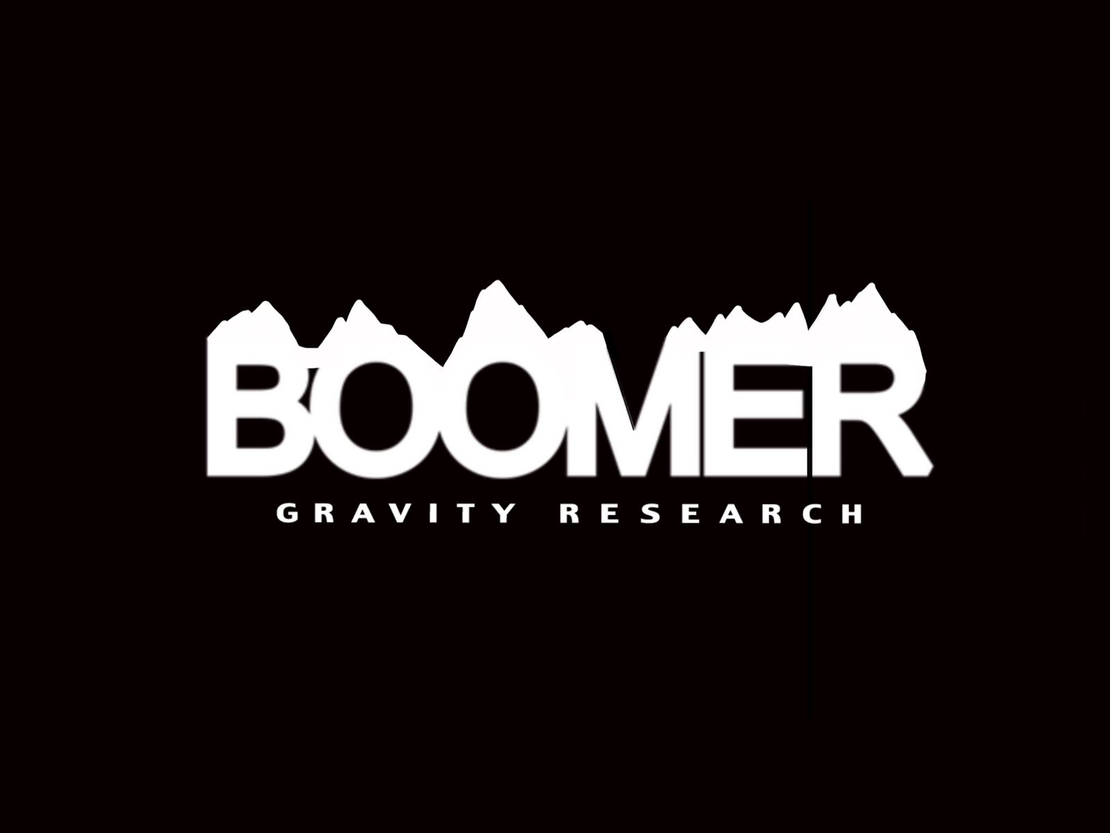 Made a boomer gravity research sticker