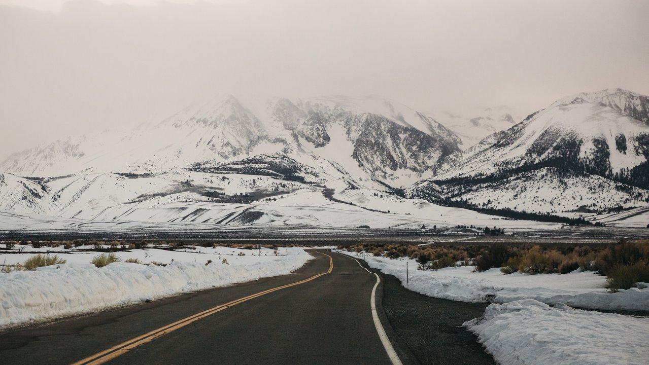 Seek The Open Road