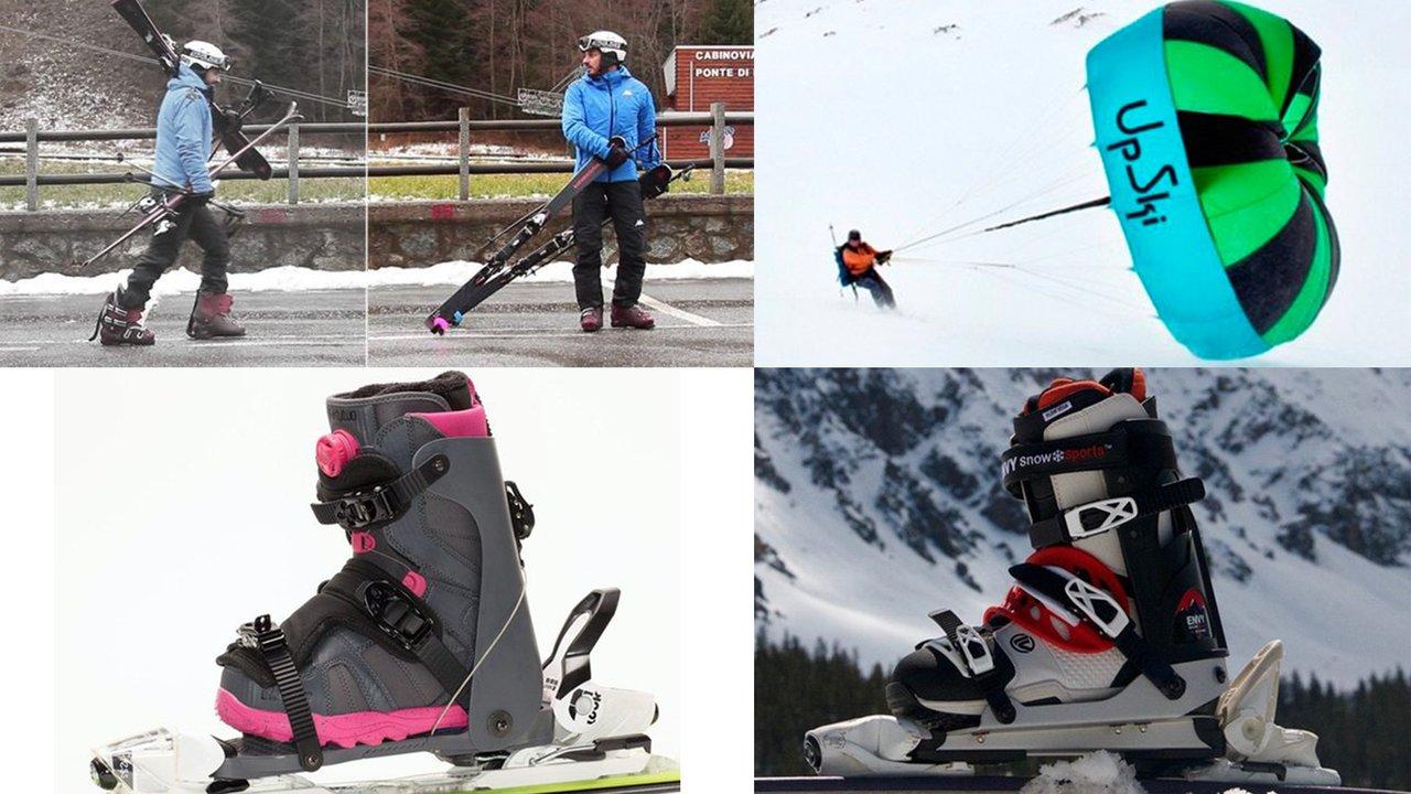 Worst Skiing Kickstarter projects