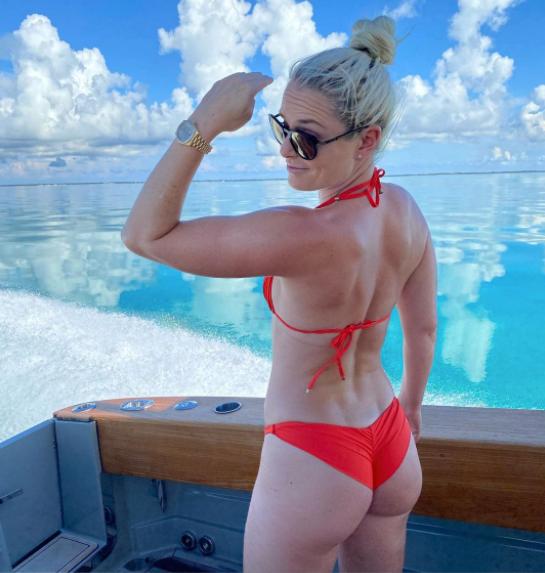 Lindsey Vonn Nude Ass