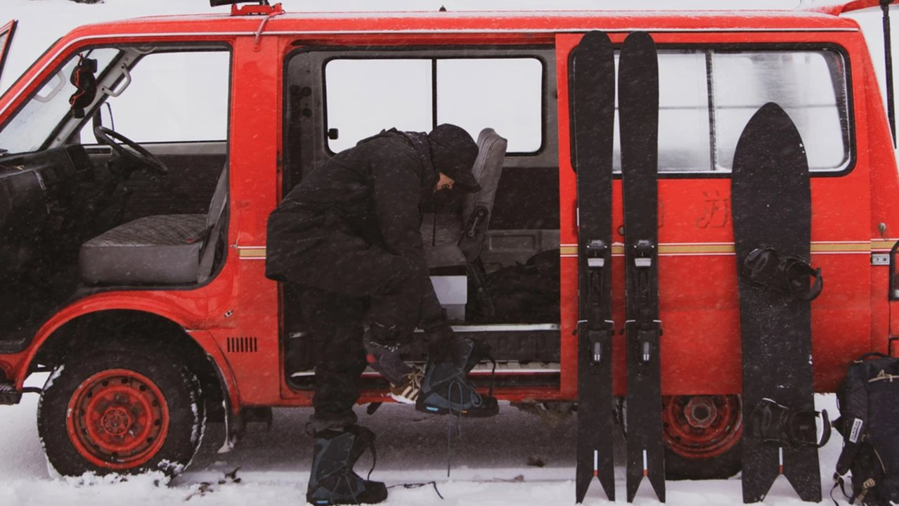 Introducing Season Eqpt. - Eric Pollard's New Ski Brand