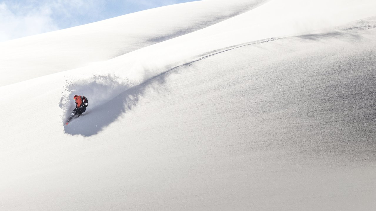 Strictly - Bermuda : The skier's movie of the year?