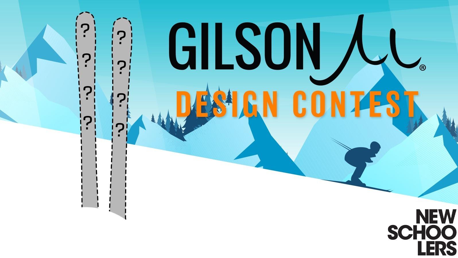 Gilson Skis - Design Contest!