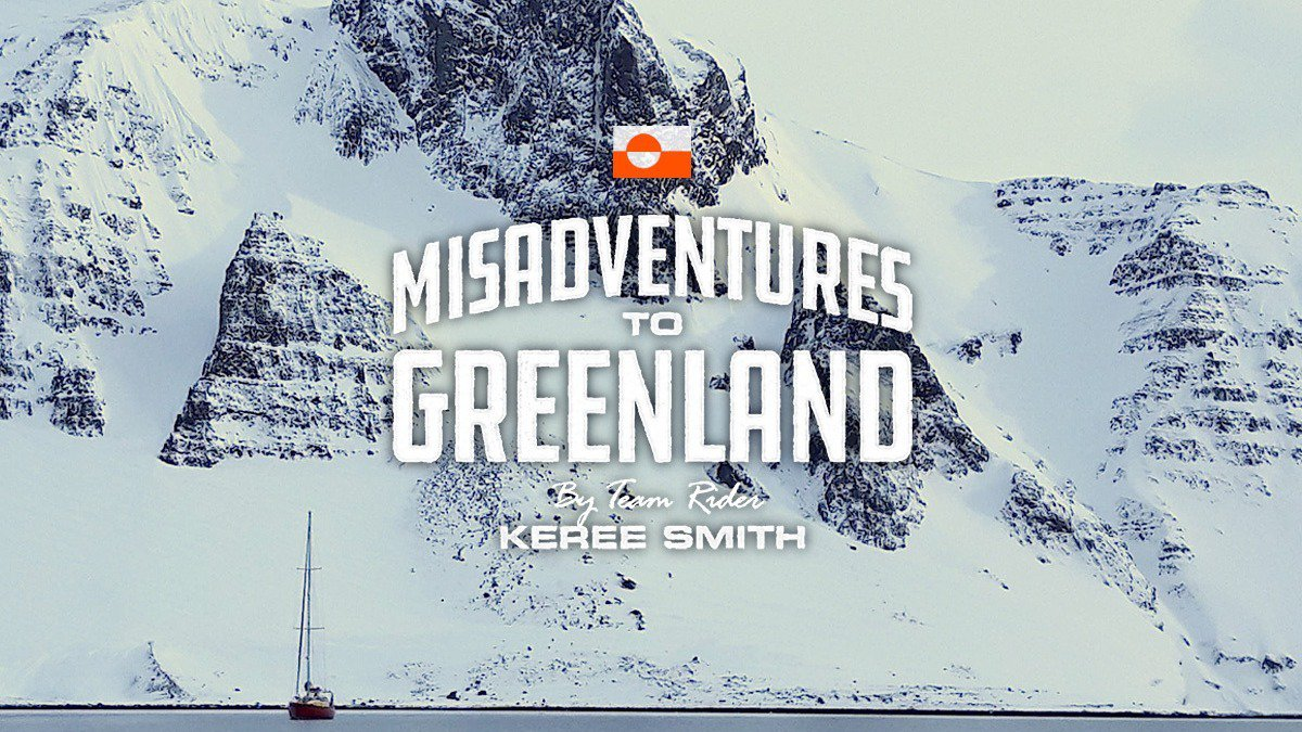 Changing Course: Misadventures to Greenland